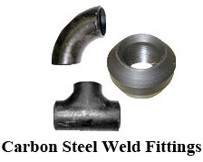 Carbon Seamless Steel Weld Ftgs