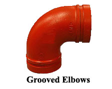 Grooved Elbows