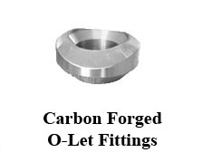 Carbon Forged O-Let Fittings