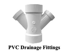 PVC Drainage Fittings