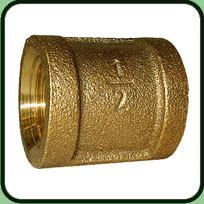 TP Bronze Female Couplings