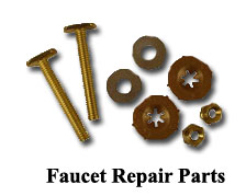 FAUCET REPAIR PARTS