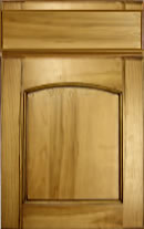 18x30 Wall Cabinet Royal Oak Right